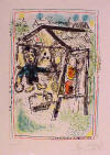 Chagall The Artist at The Village I