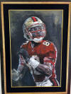 stephen holland original painting jerry rice